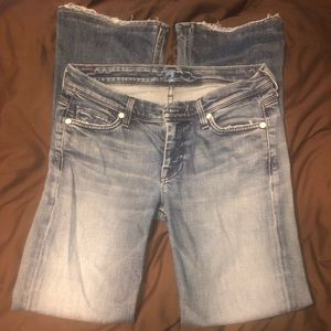 7 For All Mankind Jeans - 7FAMK bootcut Jeans
